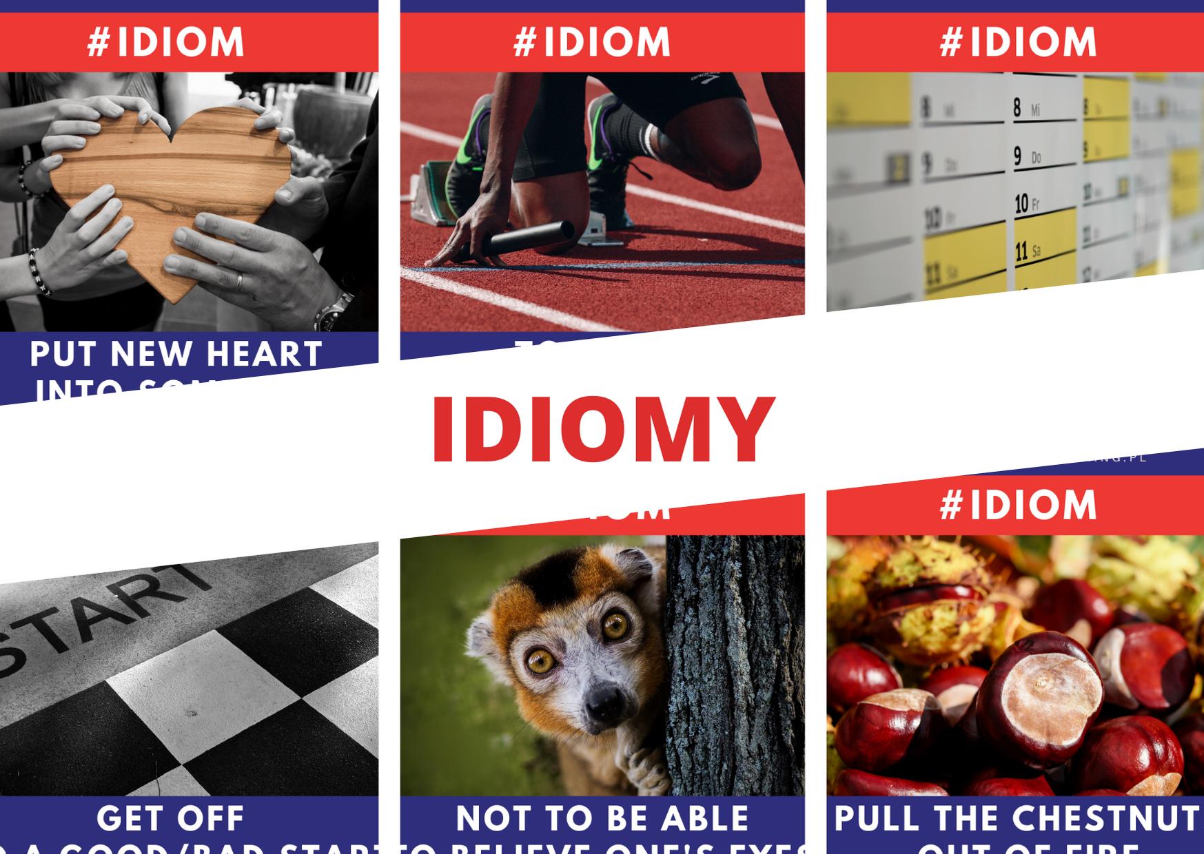 366 idiomów w 366 dni czym jest idiom przykłady nauka angielskiego